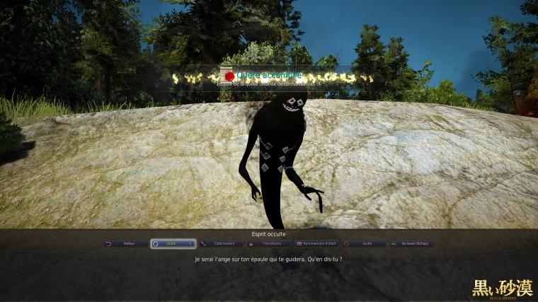 Black Desert Online 380 point dénergie atteind 3