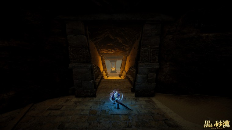 Black Desert Online anciennes ruines du château de valencia 1