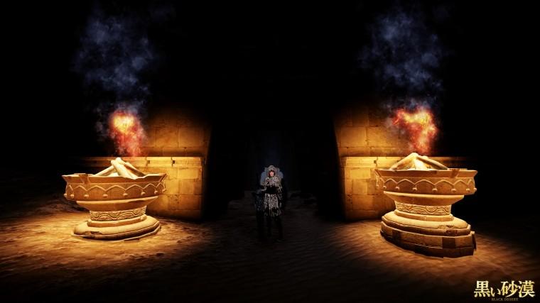 Black Desert Online anciennes ruines du château de valencia 3
