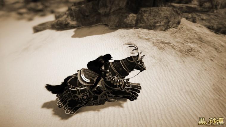 Black Desert Online à l'aventure valkyrie