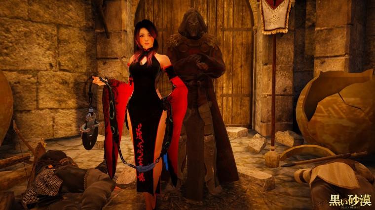 Black Desert Online grand et puissant chevalier