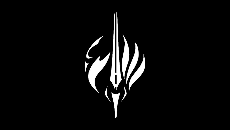 Black Desert Online Logo Valkyrie 01 PNG