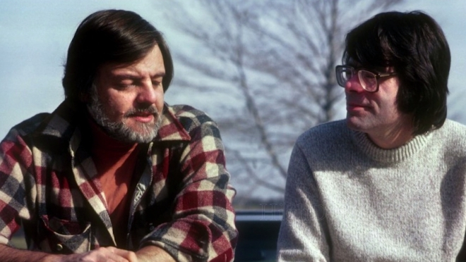 George.A.Romero et Stephen King