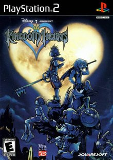 Kingdom Hearts Pochette PS2