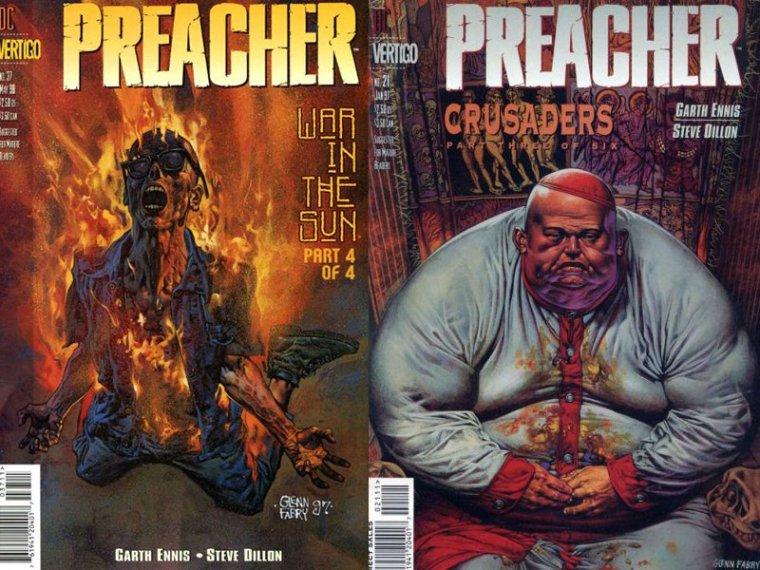 preacher BD