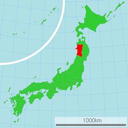 province Akita