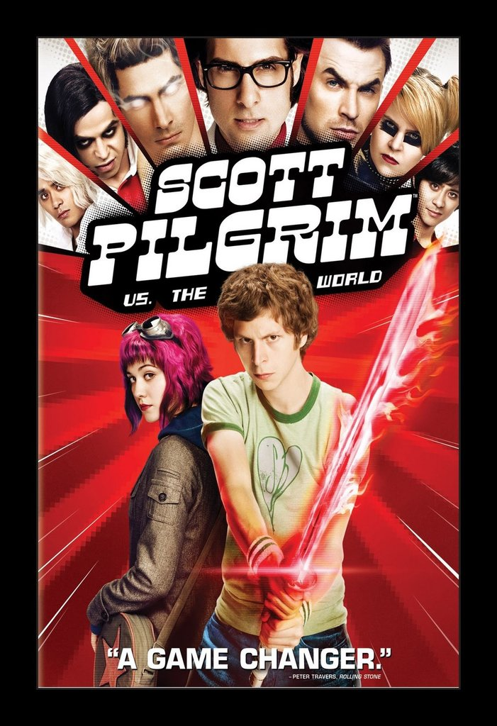 scott pilgram vs the world