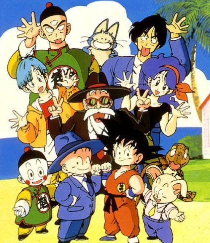 Dragon Ball all personage