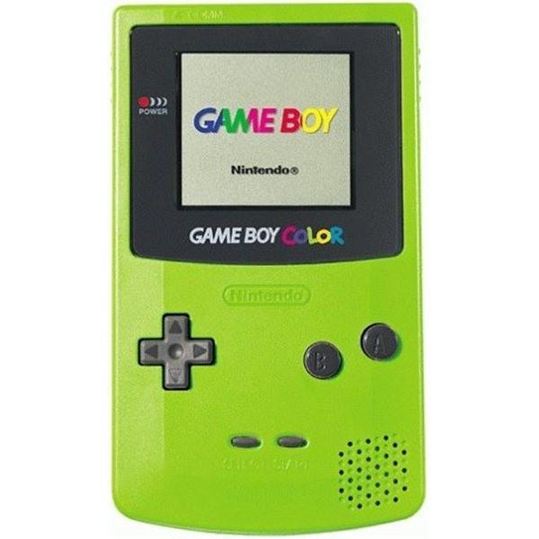 Game Boy Color Nitendo