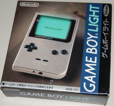 Game Boy Light Nitendo