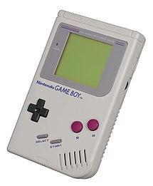 Game Boy Nitendo