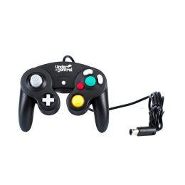 manette gamecube noire under control pour Wii