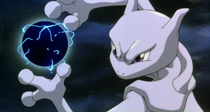 Pokemon Origins Mewtwo