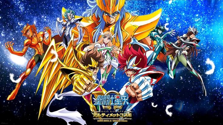 Saint Seiya Omega 01