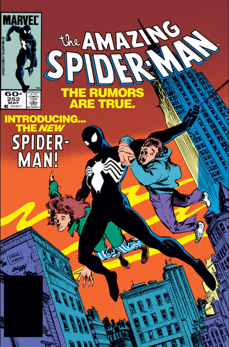 no 252 de The Amazing Spider-Man
