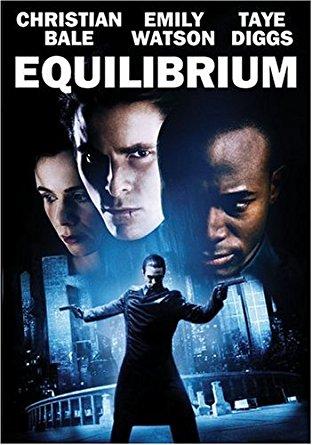 équilibrieum affiche du film