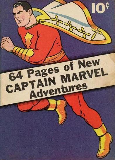 Captain Marvel - Adventures 1