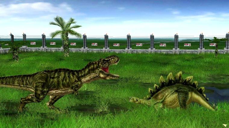 Jurassic Park Operation Genesis jeu 2