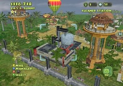 Jurassic Park Operation Genesis jeu