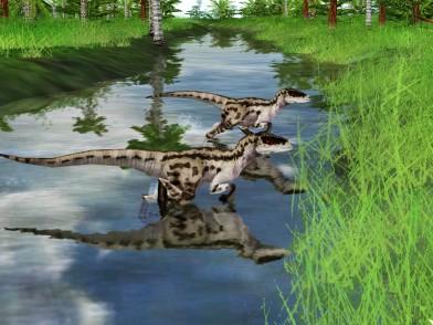 Jurassic Park Operation Genesis raptor