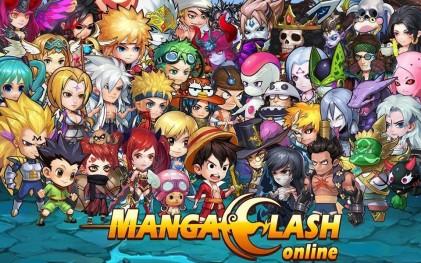 Manga clash