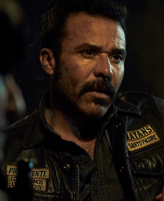 Obispo 'Bishop' Losa - Mayans Mc