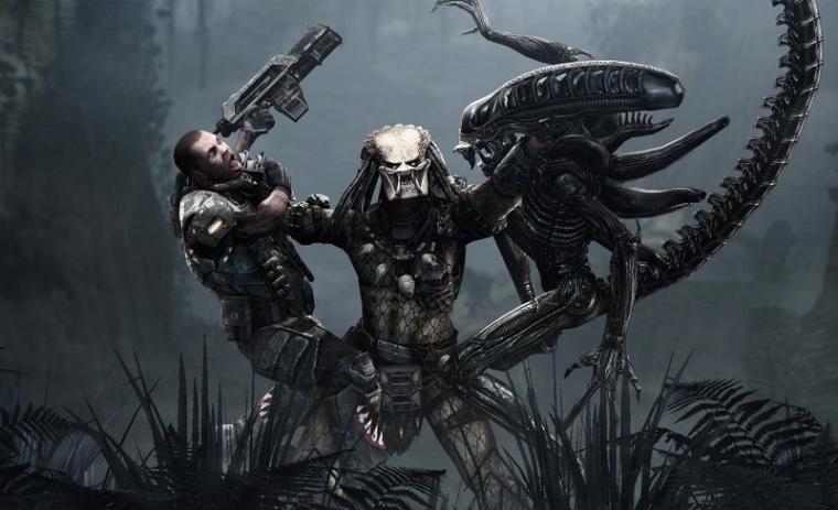 Alien VS Predator Extinction 04