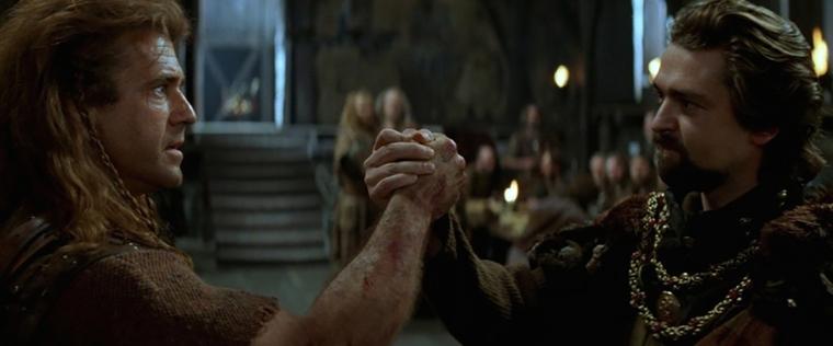 Braveheart-William Wallace-Robert Bruce