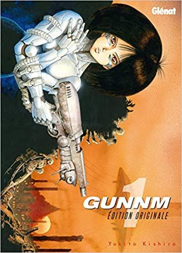 gunnm_manga_glénat