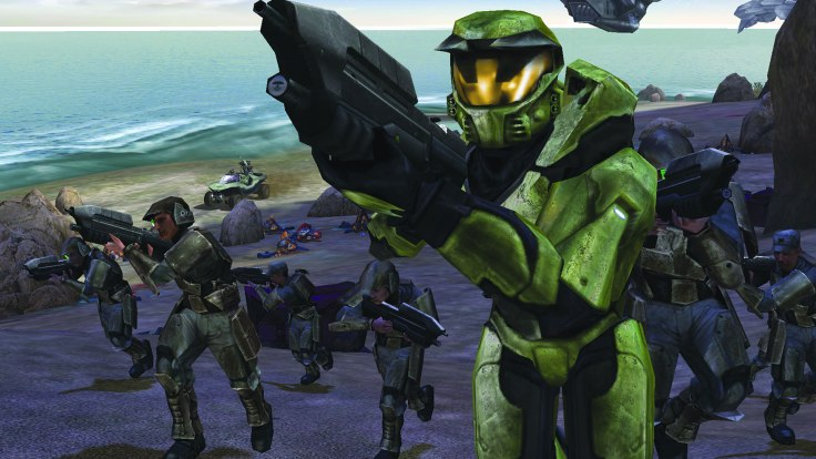 Halo Combat Evolved 01