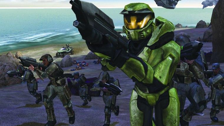 Halo Combat Evolved 01