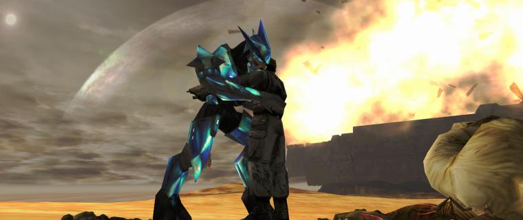 Halo Combat Evolved Fin Légendaire