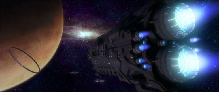 Halo Combat Evolved Pillar of Autumn