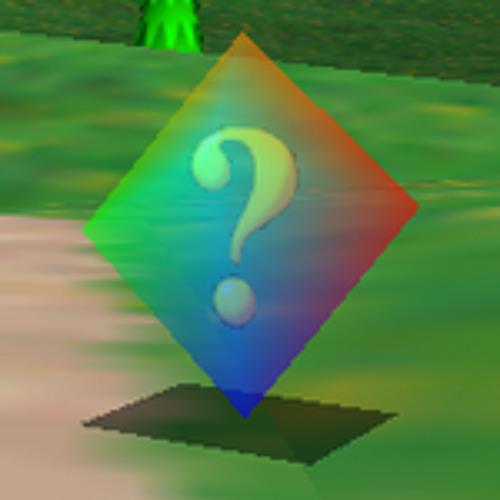 Mario Kart 64 Cube Item
