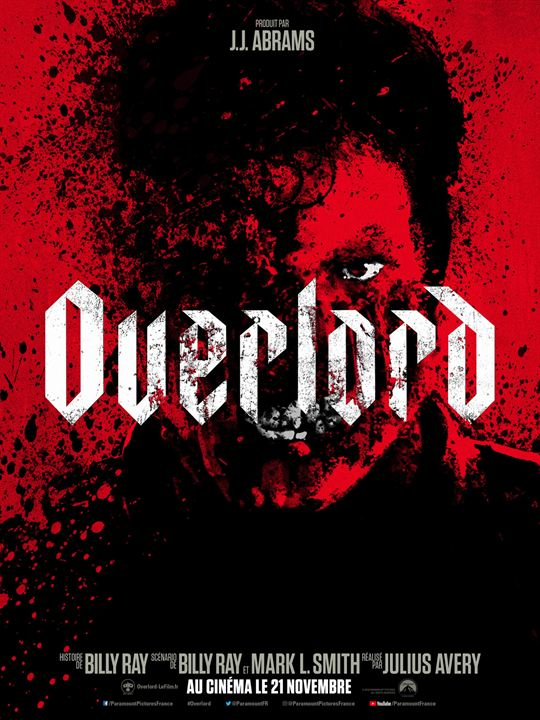 Overlord affiche
