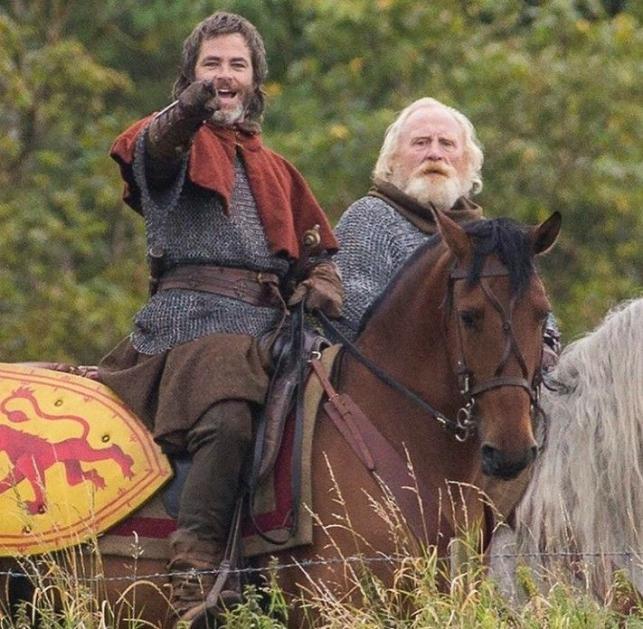 James Cosmo - Sir Robert VI de Brus Outlaw-King-