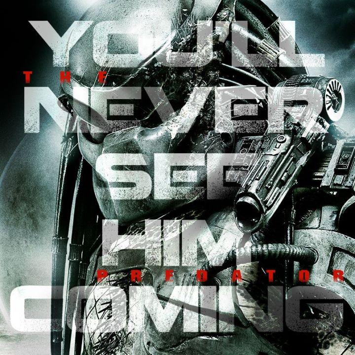 The Predator-Affiche Teaser 2016