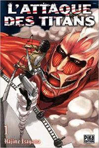 Attack On Titan Tome 01