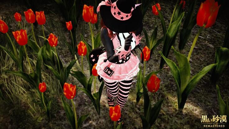 Black desert online magic girl 2