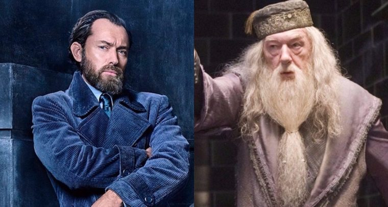 professeur Dumbledore