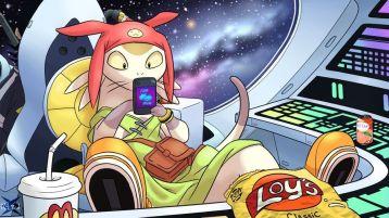 Space Dandy 2 saison 1