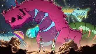 Space Dandy 4 saison 1