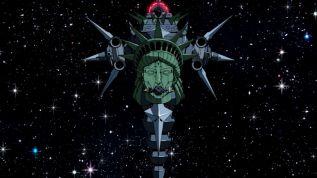 Space Dandy l'empire gogol saison 1