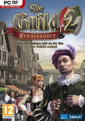 The Guild 2 Renaissance Pochette
