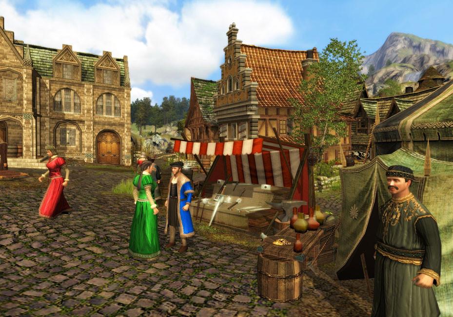 The Guild 2 Renaissance Wallpapers 02