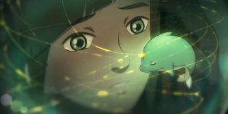 big fish et begonia 1