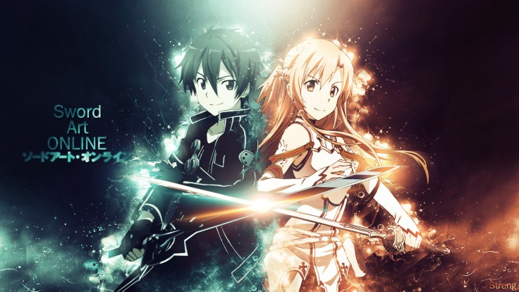 Sword Art Online Wallpaper 02