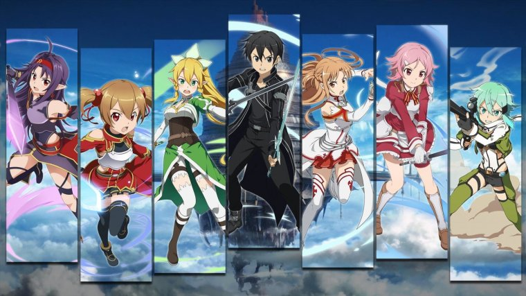 Sword Art Online Wallpaper 03
