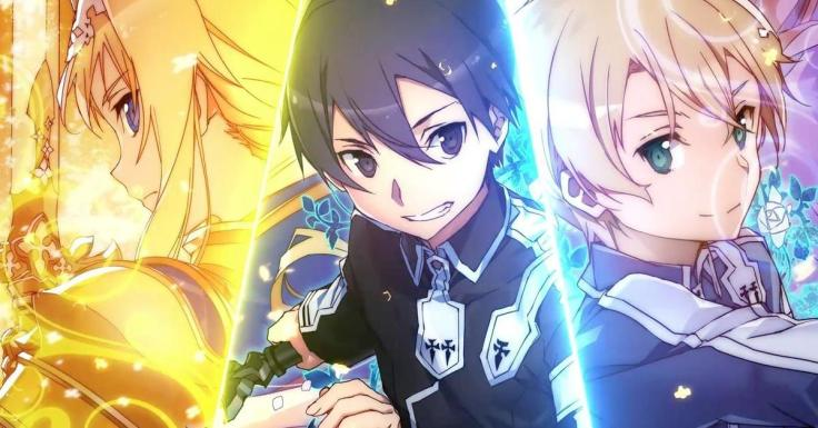 Sword Art Online Wallpaper Arc Alicization 01