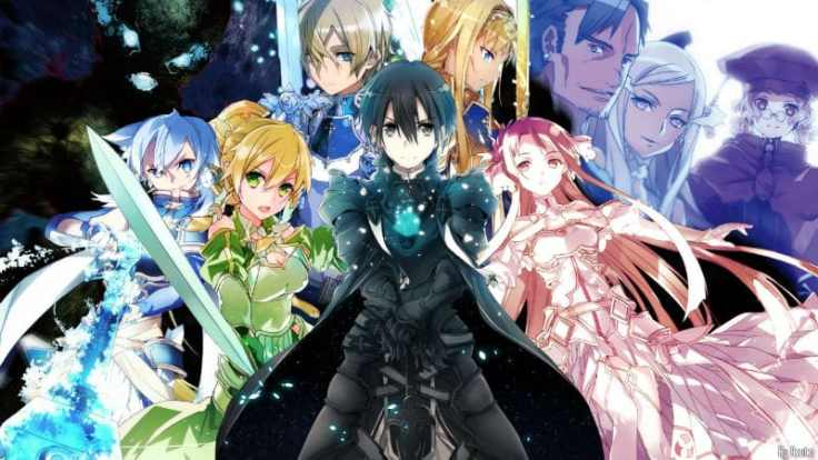 Sword Art Online Wallpaper Arc Alicization 03